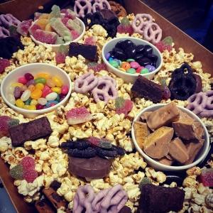Cinema graze box