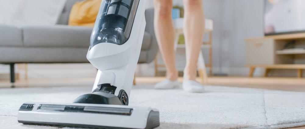 Vacuuming Image